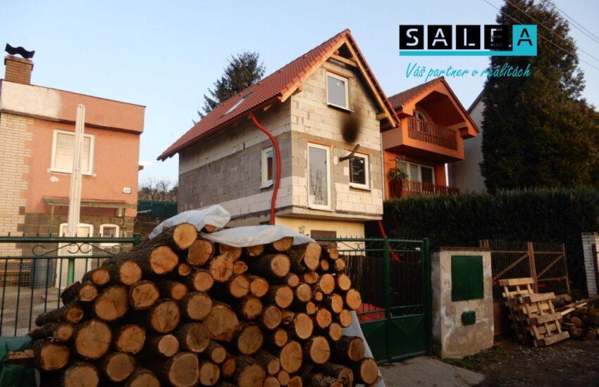 Slnečný viničný dom