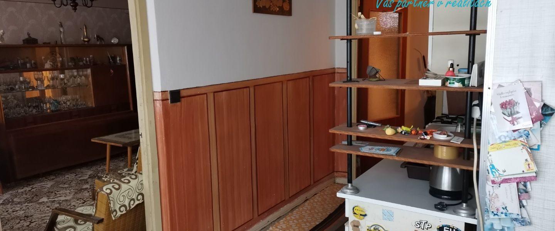 2-IZBOVÝ BYT- VYHNE- 48 m2