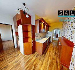 Zrekonštruovaný 3 izbový byt s výhľadom na Karpaty