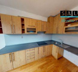 Exkluzívne. Slnečný byt 4+1 v Krompachoch o celkovej rozlohe 95 m2.