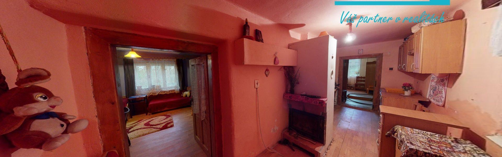Exkluzívne.Rodinný dom v tichej lokalite pod lesom v obci Smolník o celkovej rozlohe 1882 m2
