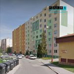 Dvojizbový byt na sídl. Mier v Spišskej Novej Vsi o rozlohe 52 m2
