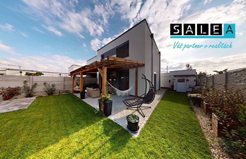 Lukratívna poloha a premyslené architektonické riešenie sú zárukou komfortného bývania